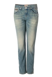Tommy Hilfiger Carrie Tapered Jeans Blue