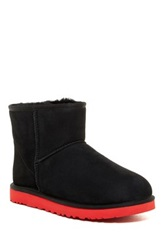 Ugg Classic Mini Genuine Sheepskin Boot Black