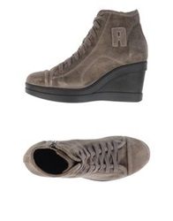 Ruco Line High Tops And Trainers Lead