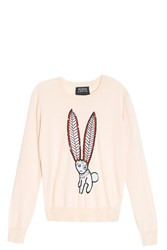 Markus Lupfer Mexican Hare Sweater Beige