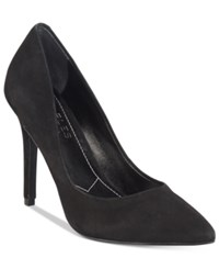 Charles By Charles David Pact Pumps Women's Shoes Black Suede