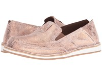 Ariat Cruiser Golden Pink Women's Slip On Shoes