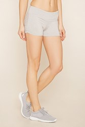 Forever 21 Active Ruched Side Shorts