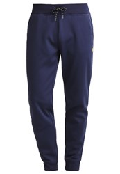 Lyle And Scott Whitlock Tracksuit Bottoms Navy Blue