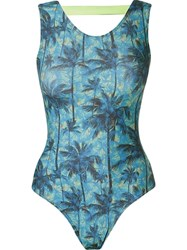 Blue Man 'Coqueiral' Swimsuit