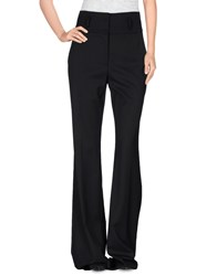 Francesco Scognamiglio Trousers Casual Trousers Women Black