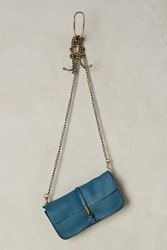 Anthropologie Dakota Clutch Russian Blue