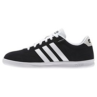 Adidas Cross Court Men's Trainers Black White