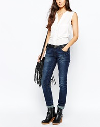 Vero Moda Five Jean Darkblue