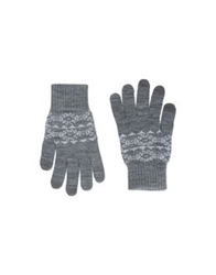 Scotch And Soda Gloves Grey