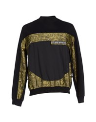 Nasir Mazhar Topwear Sweatshirts Men Black