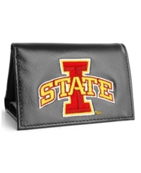 Rico Industries Iowa State Cyclones Trifold Wallet Black
