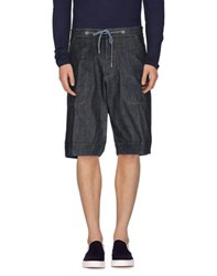 Antonio Marras Denim Denim Bermudas Men