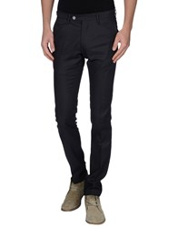 Messagerie Trousers Casual Trousers Men Steel Grey