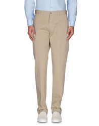 Hackett Trousers Casual Trousers Men Sand