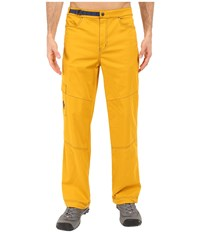 Black Diamond Credo Pants Gold Men's Casual Pants