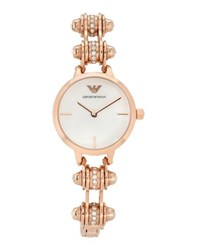 Emporio Armani Timepieces Wrist Watches Women White