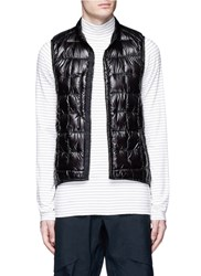 Burton Packable Down Puffer Vest Black
