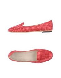 Pantofola D'oro Moccasins Red