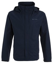 Vaude Escape Hardshell Jacket Eclipse Dark Blue