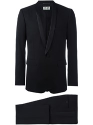 Saint Laurent 'Iconic Le Smoking' Suit Black