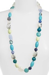 Women's Simon Sebbag Chunky Stone Strand Necklace