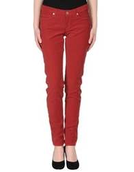 Levi's Made And Crafted Casual Pants Brick Red