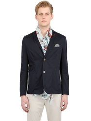 Bob Strollers Cotton Sateen Jacket Navy