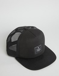 Asos Trucker Cap Black