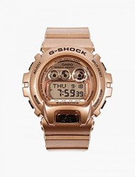 Casio Rose Gold Gd X6900gd 9Er Watch