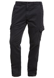Gap Cargo Trousers Moonless Night Dark Blue
