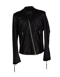 Blk Dnm Coats And Jackets Jackets Men Black