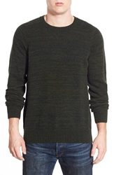 Ben Sherman Crewneck Sweater Evergreen