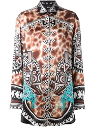 Just Cavalli Button Down Tunic