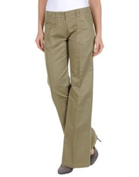 Ql2 Quelledue Casual Pants Dove Grey