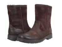 Ugg Foerster Stout Leather Men's Pull On Boots Black