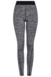 Topshop Sportswear Leggings Grey