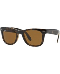 Ray Ban Sunglasses Rb4105 54 Folding Wayfarer