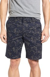 Men's French Connection 'Lawson' Print Shorts