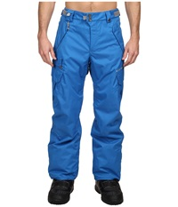 686 Authentic Smarty Cargo Pant Regular Blue Men's Outerwear