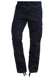 Carhartt Wip Columbia Cargo Trousers Navy Dark Blue