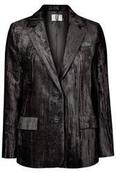 Mayall Blazer Jacket By Unique Black