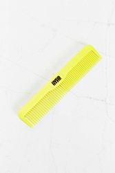Byrd Pocket Styling Comb Yellow