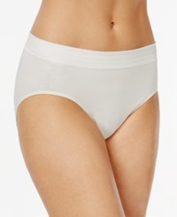 Jockey Cotton Seamless High Cut Brief 2083 Ivory Pear