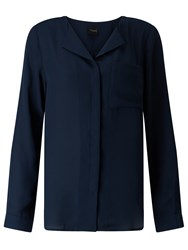 Selected Femme Dynella Shirt Navy