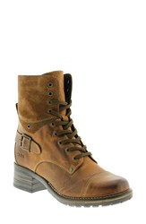 Taos Women's Crave Boot Camel Leather