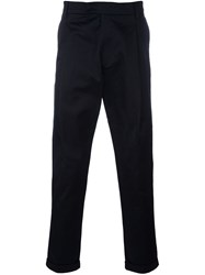 Barena Tailored Trousers Blue
