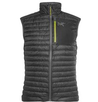 Arc'teryx Cerium Shell Down Gilet Charcoal