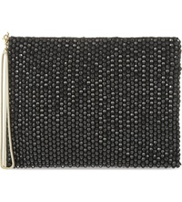 Reiss Cindy Clutch Black
