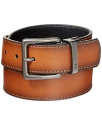 Nautica Reversible Belt Tan Black